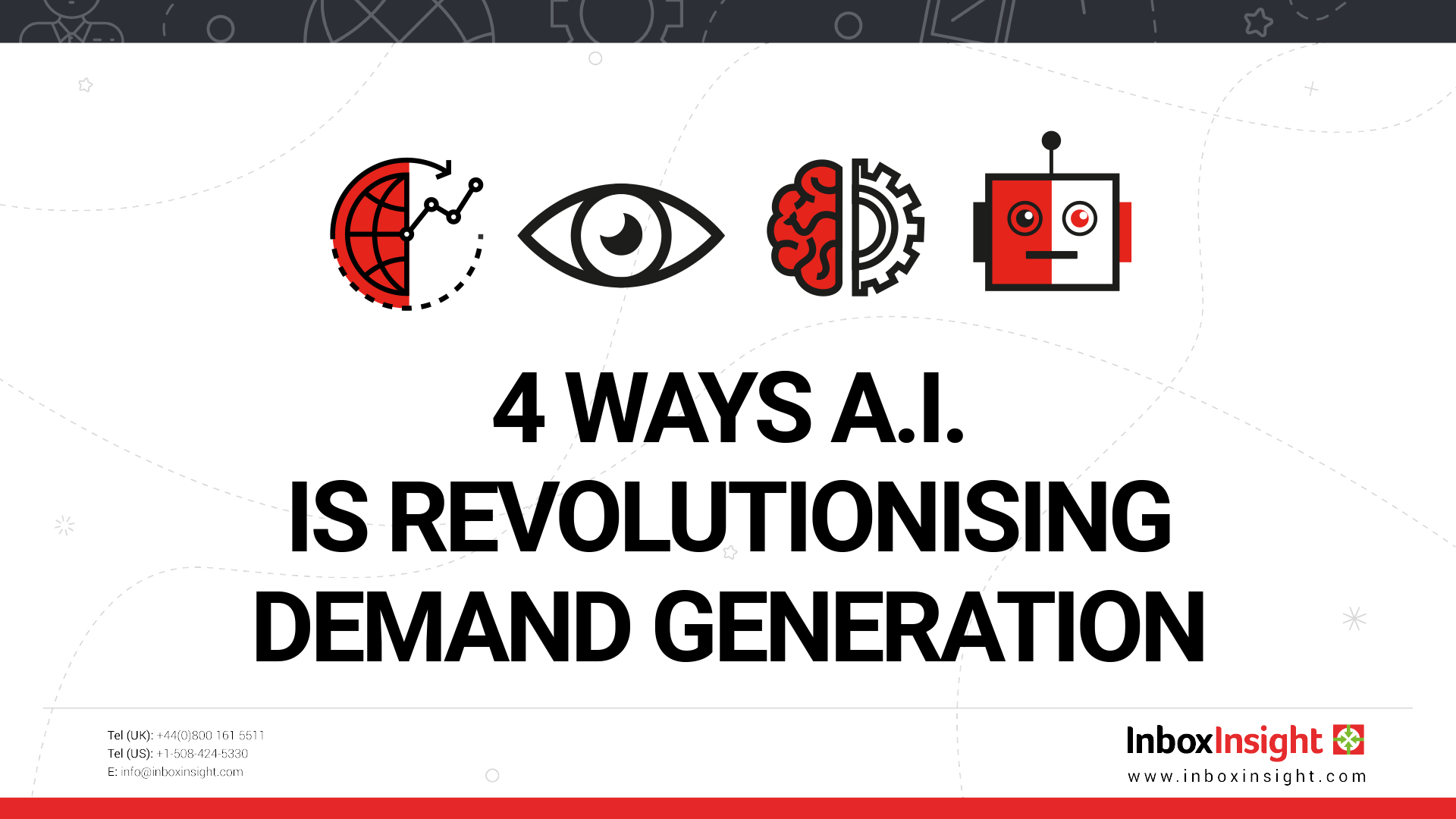 4 Ways AI is Revolutionising Demand Generation