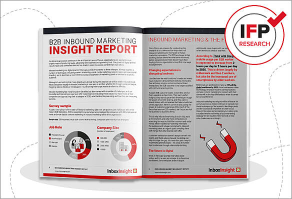 B2B Inbound Marketing Insight Report