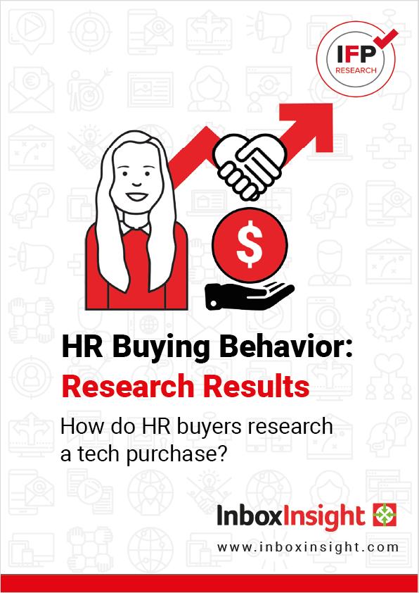 HR Buying Behaviour