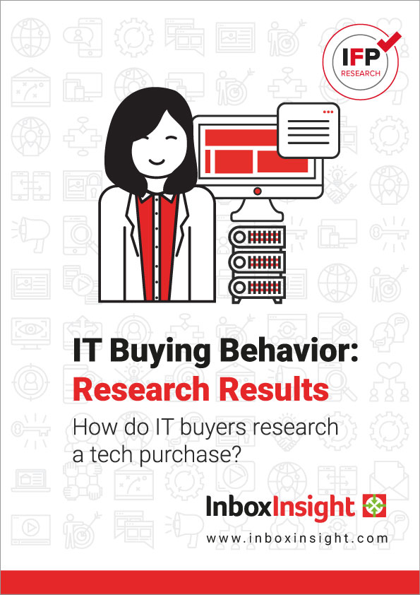 IT Buying Behavior